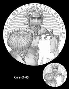 Medal Design OSS-O-03