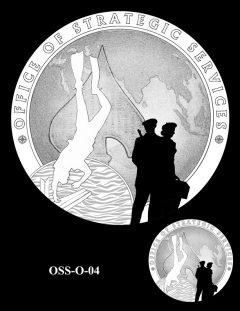 Medal Design OSS-O-04