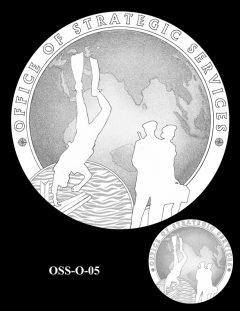 Medal Design OSS-O-05