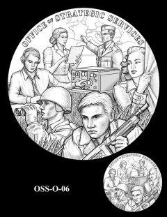 Medal Design OSS-O-06