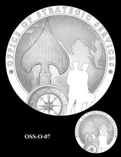 Medal Design OSS-O-07