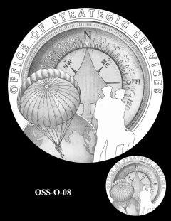 Medal Design OSS-O-08