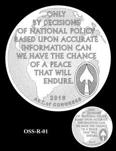 Medal Design OSS-R-01