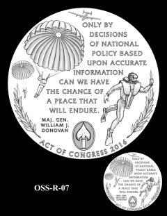 Medal Design OSS-R-07