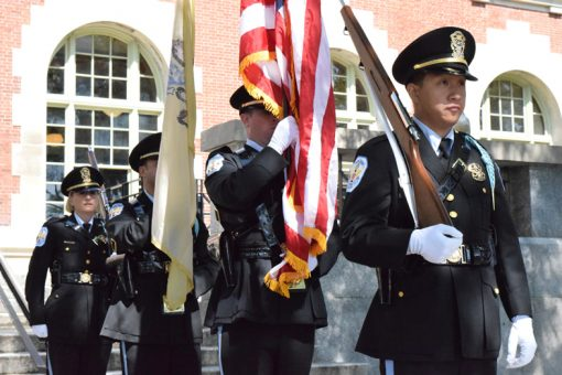 National Park Police Honor Guard