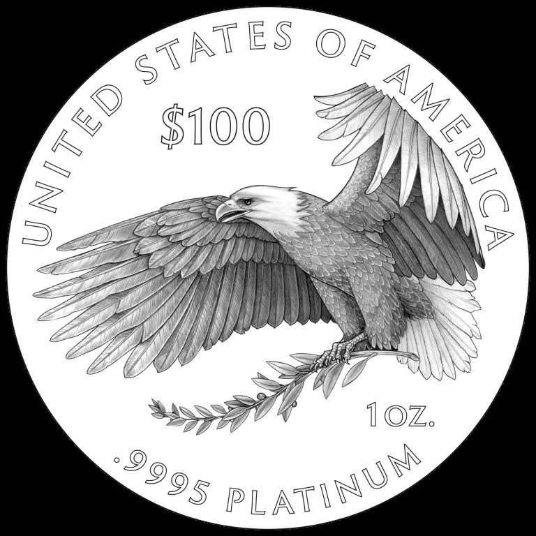 2018-2020 Proof Platinum Eagle Designs | Coin News