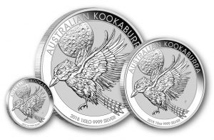 2018 Australian Kookaburra Silver Bullion Coins Available
