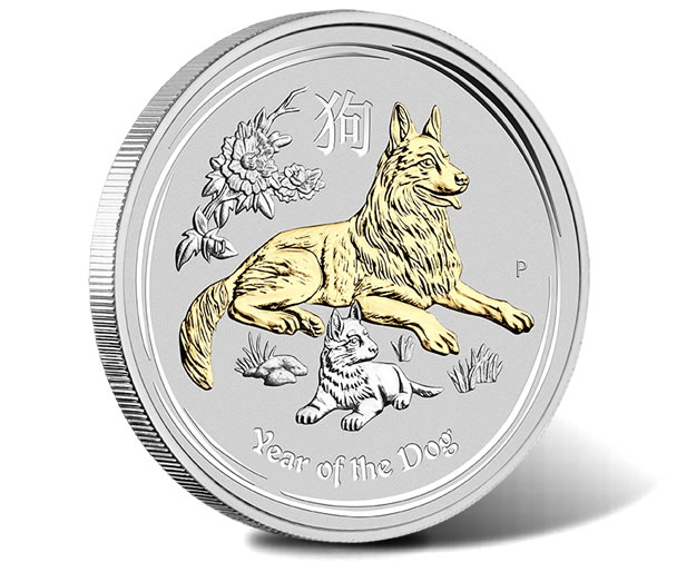 Australian Coins For October Include 2018 Year Of The Dog