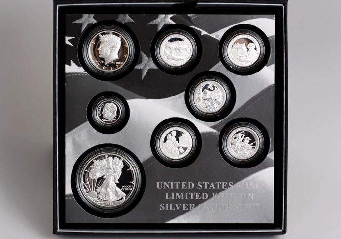 Photo of 2017 Limited Edition Silver Proof Set