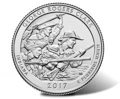 George Rogers Clark Quarter Ceremony, Coin Exchange and Public Forum