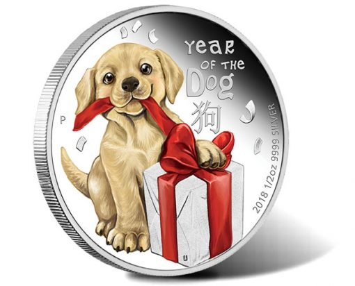 Australian Coins For November Include More Year Of The Dog