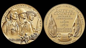 Filipino Veterans Awarded WWII Congressional Gold Medal