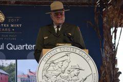 Frank Doughman, Superintendent, George Rogers Clark National Historical Park