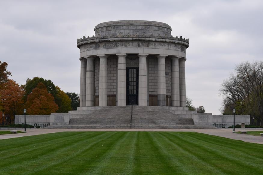 george rogers clark memorial - photo #10