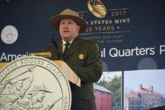 Joe Herron, Chief of Interpretation for George Rogers Clark National Historical Park