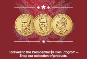 Last chance Presidential coins