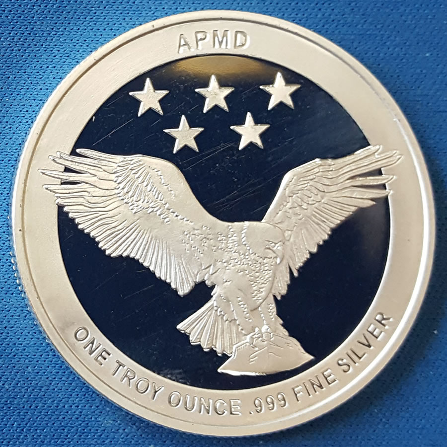 Png Strikes 1 Ounce 999 Fine Silver Rounds Coin News