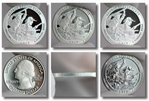 George Rogers Clark Quarter Photos