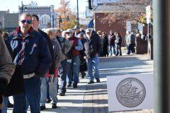Public lines up for quarter exchange