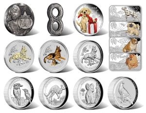 Australian Coins for November Include More Year of the Dog Coins