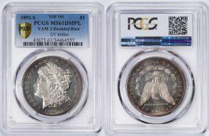 PCGS to Exhibit Miller/Ashmore Morgan Dollars Super Set at FUN