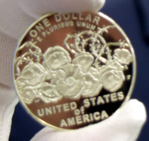 2018-P Proof World War I Centennial Silver Dollar - Reverse