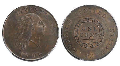 1793 S-2, B-2 Chain Cent