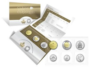 Classic Canadian 2018 Uncirculated Set Released