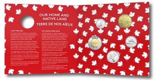 2018 O Canada Gift Set