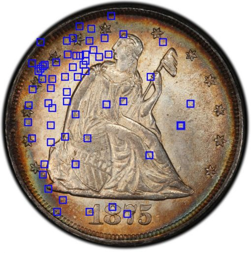 PCGS Gold Shield keypoints