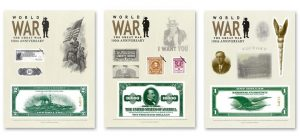 BEP 2018 Intaglio Prints Commemorate WWI Centennial
