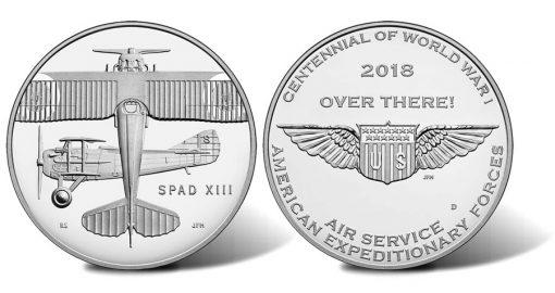 World War I Centennial Air Service Medal