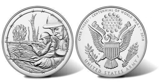 World War I Centennial Army Medal
