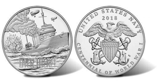 World War I Centennial Navy Medal