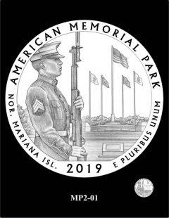 American Memorial Design Candidate MP2-01