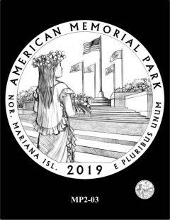 American Memorial Design Candidate MP2-03