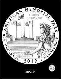 American Memorial Design Candidate MP2-04