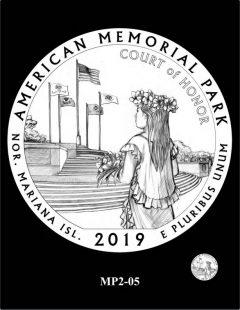 American Memorial Design Candidate MP2-05