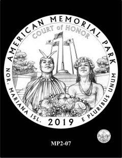 American Memorial Design Candidate MP2-07