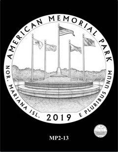American Memorial Design Candidate MP2-13