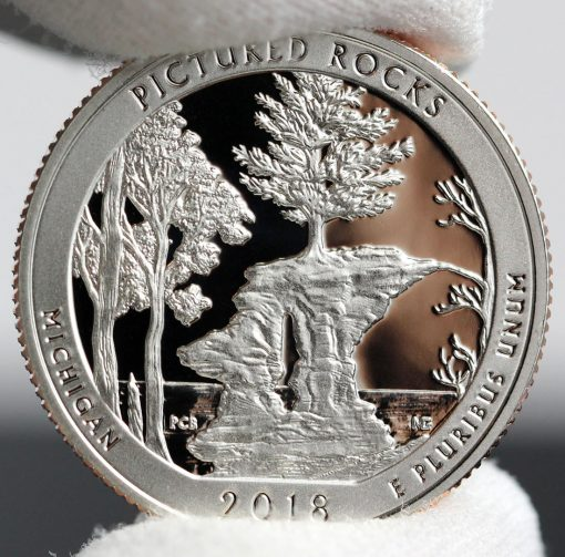 Photo of 2018-S Pictured Rocks National Lakeshore Quarter