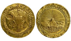 1787 Brasher Doubloon Tops $5 Million For Record Sale