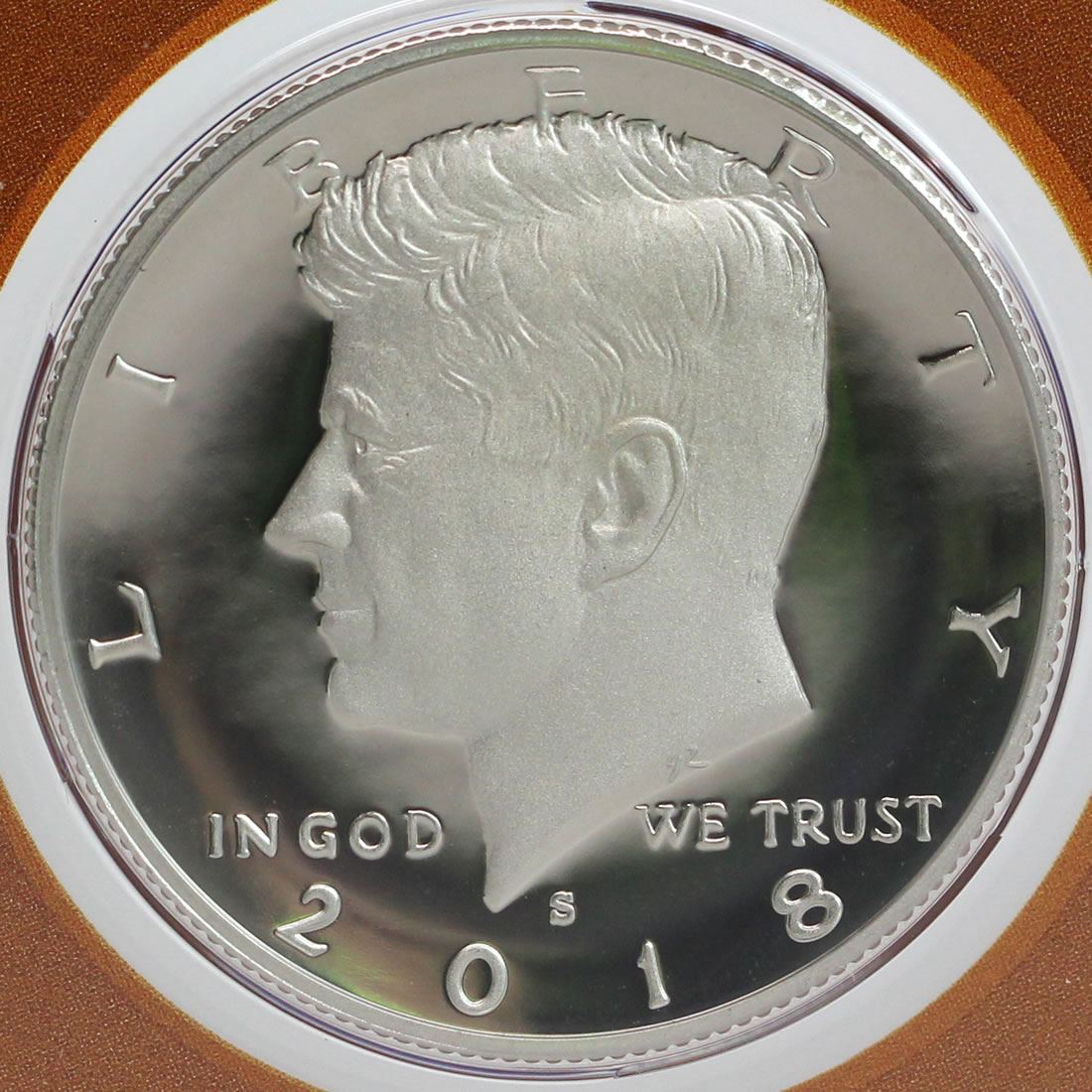 Mint Roll Coins 2001 D President Kennedy Half Dollar Fifty Cent Coin Money U.S