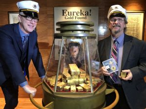 Ship of Gold Exhibit Draws Record Crowd