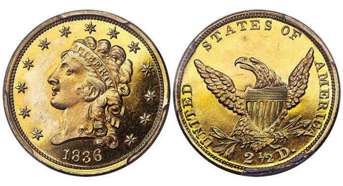 1836 Classic Head Quarter Eagle
