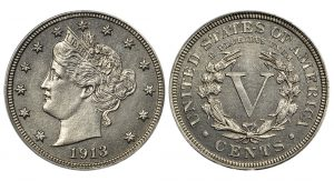 Stack's Bowers to Auction Finest Known 1913 Liberty Head Nickel