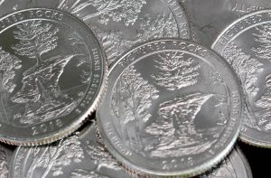 U.S. Coin Production Slips to 902.9M in March