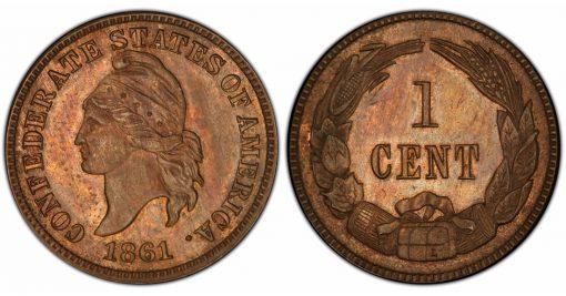 CSA 1861 cent