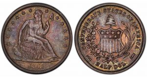 Rare CSA Coins Exhibit at August 2018 ANA World's Fair of Money in Philadelphia