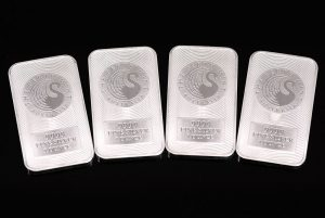 Perth Mint 9999 Fine 1 Ounce Silver Bars